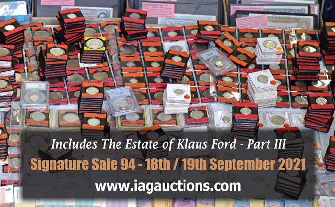 International Auction Galleries